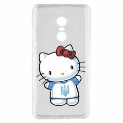 Чехол для Xiaomi Redmi Note 4 Hello Kitty UA