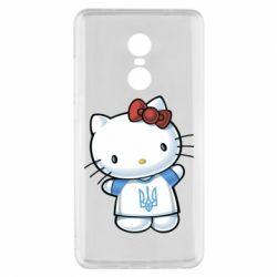 Чехол для Xiaomi Redmi Note 4x Hello Kitty UA