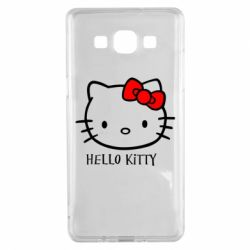 Чехол для Samsung A5 2015 Hello Kitty
