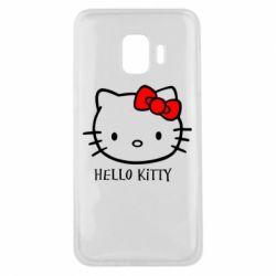 Чехол для Samsung J2 Core Hello Kitty