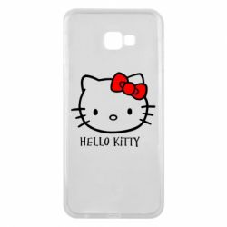 Чехол для Samsung J4 Plus 2018 Hello Kitty