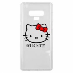 Чехол для Samsung Note 9 Hello Kitty
