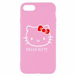 Чехол для iPhone 7 Hello Kitty