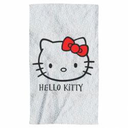 Полотенце Hello Kitty