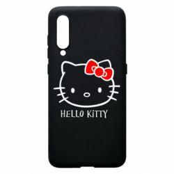 Чохол для Xiaomi Mi9 Hello Kitty