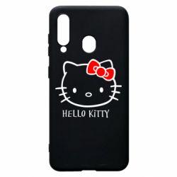 Чехол для Samsung A60 Hello Kitty