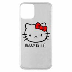 Чехол для iPhone 11 Hello Kitty