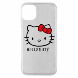 Чехол для iPhone 11 Pro Hello Kitty