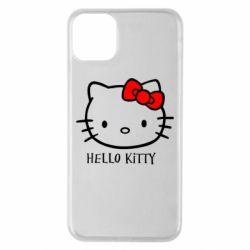 Чехол для iPhone 11 Pro Max Hello Kitty