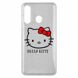 Чехол для Samsung M40 Hello Kitty