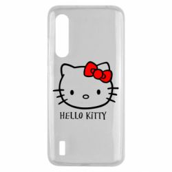 Чохол для Xiaomi Mi9 Lite Hello Kitty