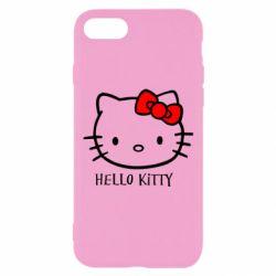 Чехол для iPhone 8 Hello Kitty