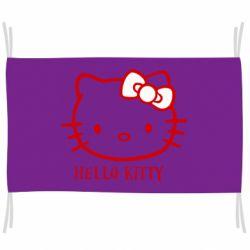 Флаг Hello Kitty