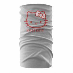 Бандана-труба Hello Kitty