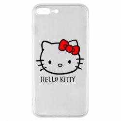 Чехол для iPhone 8 Plus Hello Kitty