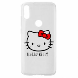 Чохол для Xiaomi Mi Play Hello Kitty
