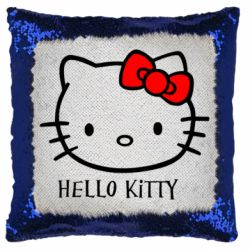 Подушка-хамелеон Hello Kitty