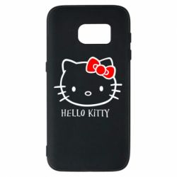 Чехол для Samsung S7 Hello Kitty
