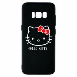 Чехол для Samsung S8 Hello Kitty