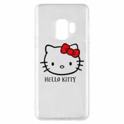 Чохол для Samsung S9 Hello Kitty