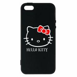 Чохол для iphone 5/5S/SE Hello Kitty
