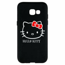 Чехол для Samsung A5 2017 Hello Kitty