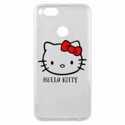 Чохол для Xiaomi Mi A1 Hello Kitty