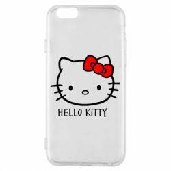 Чехол для iPhone 6 Hello Kitty