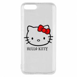 Чохол для Xiaomi Mi6 Hello Kitty