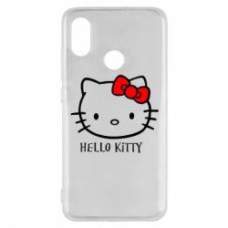 Чохол для Xiaomi Mi8 Hello Kitty