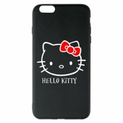 Чехол для iPhone 6 Plus/6S Plus Hello Kitty