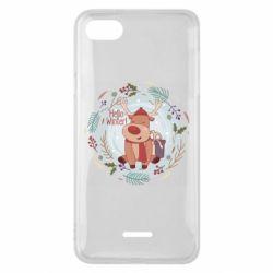 Чехол для Xiaomi Redmi 6A Hello winter!