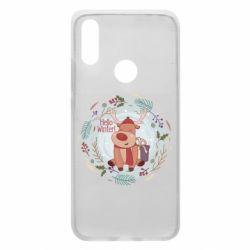 Чехол для Xiaomi Redmi 7 Hello winter!
