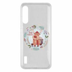 Чохол для Xiaomi Mi A3 Hello winter!