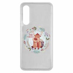 Чехол для Xiaomi Mi9 SE Hello winter!
