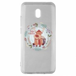 Чехол для Xiaomi Redmi 8A Hello winter!