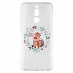 Чехол для Xiaomi Redmi 8 Hello winter!