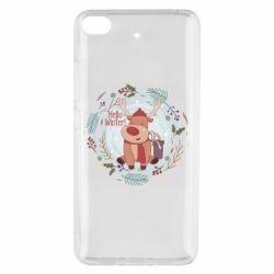 Чехол для Xiaomi Mi 5s Hello winter!