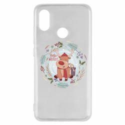 Чехол для Xiaomi Mi8 Hello winter!