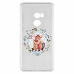 Чехол для Xiaomi Mi Mix 2 Hello winter!