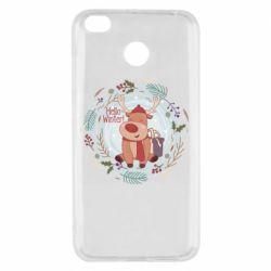 Чехол для Xiaomi Redmi 4x Hello winter!