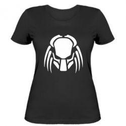 Женская футболка Helmet Predator