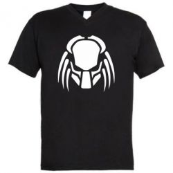 Мужская футболка  с V-образным вырезом Helmet Predator