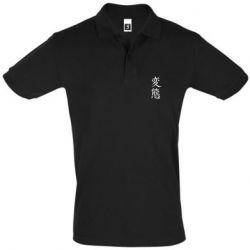 Мужская футболка поло HENTAI (JAP)