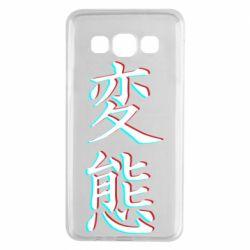 Чехол для Samsung A3 2015 HENTAI JAPAN GLITCH