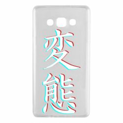 Чехол для Samsung A7 2015 HENTAI JAPAN GLITCH