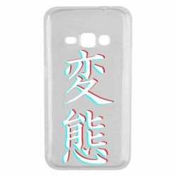 Чехол для Samsung J1 2016 HENTAI JAPAN GLITCH