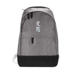Городской рюкзак HENTAI JAPAN GLITCH