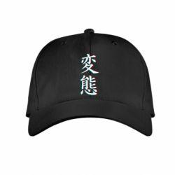 Детская кепка HENTAI JAPAN GLITCH
