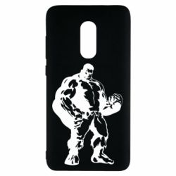 Чехол для Xiaomi Redmi Note 4 Hero Hulk